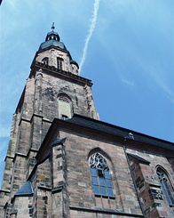 #58 Church of the Holy Spirit - Heidelberg (Germany)