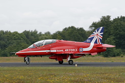 #711 Royal Air Force (Red Arrows) - British Aerospace Hawk T1A (XX323)