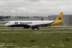 #802 Monarch Airlines - Airbus A321-231SL (D-AVXH / G-ZBAO / MSN 6126)