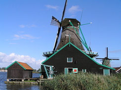 2005 Zaanse Schans (Holland)