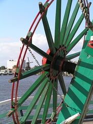 #907 Capstan Wheel - Zaanse Schans (Holland)