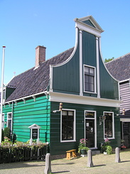 #937 Museum Grocery-shop Albert Heijn - Zaanse Schans (Holland)