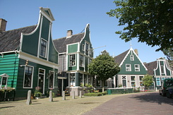#941 Zaanse Houses - Zaanse Schans (Holland)