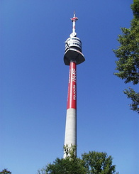 #992 Donauturn (Danube Tower) - Vienna (Austria)