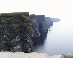 #1040 Cliffs of Moher - Lislorkan North (Ireland)