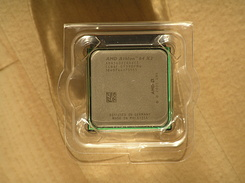 #1313 AMD Athlon 64 X2 5600 CPU for my new PC