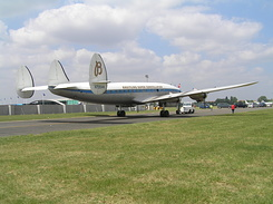 #1590 Breitling - Lockheed C-121C Super Constellation (N73544)