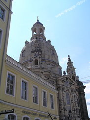 #1763 Dresdner Frauenkirche (Church of Our Lady) - Dresden (Germany)