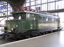 #1795 Electric Locomotive (E 44 046) - Leipzig Hbf (Germany)