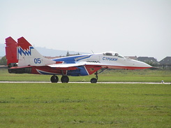 #1972 Russian Air Force (Swifts) - MiG-29 Fulcrum (05 Blue)