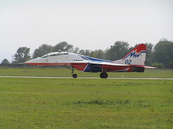 #1978 Russian Air Force (Swifts) - MiG-29UB Fulcrum-B (02 Blue)