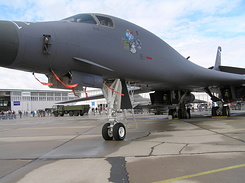 #1990 US Air Force - Rockwell B-1B Lancer (86-0115 / EL)