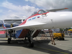 #2012 Russian Aircraft Corporation MiG - MiG-29OVT Fulcrum-F (156 White)
