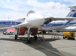 #2013 Russian Aircraft Corporation MiG - MiG-29OVT Fulcrum-F (156 White)