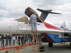 #2106 Russian Aircraft Corporation MiG - MiG-29OVT Fulcrum-F (156 White)
