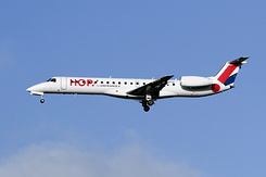 #2185 HOP! (Air France) - Embraer ERJ-145EU (F-GRGK)