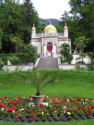 2250 Maurischer (Moorish) Kiosk at Schloss Linderhof - Ettal (Germany)