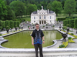 #2254 Matthijs and Linderhof Palace - Ettal (Germany)