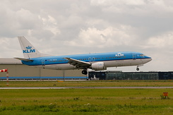 #2645 KLM - Boeing 737-406 (PH-BDW)