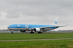 #2898 KLM (95 Years) - Boeing 777-306ER (PH-BVK)