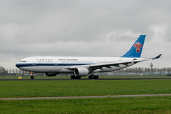 #2900 China Southern Airlines - Airbus A330-223 (B-6548)
