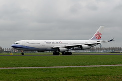 #2905 China Airlines - Airbus A340-313 (B-18805)