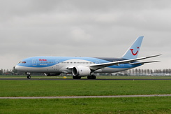 #2911 Arke (TUI Airlines) - Boeing 787-8 (PH-TFK)