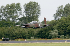 #3008 Slovenian Air Force - Pilatus PC-9M Hudournik (L9-64)
