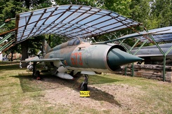 #3120 East German Air Force - MiG-21MF Fishbed (673)