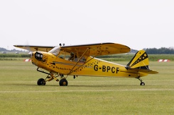 #3242 O'Brien's Flying Circus - Piper J-3C-65 Cub (G-BPCF)