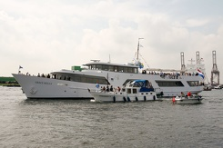#3461 Dutch Party Boat Grace Kelly - Sail Amsterdam 2015 (Holland)