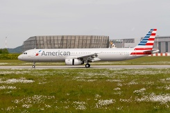 #3603 American Airlines - Airbus A321-231 (D-AVXQ / N926UW / MSN 6618)