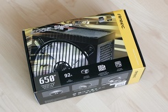 #3616 Antec EDGE 650W Power Supply