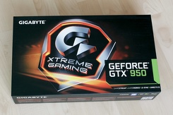 #3659 Gigabyte GeForce GTX 950 Xtreme Gaming Video Card
