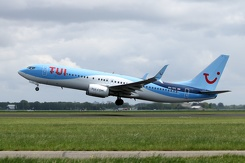 #3681 TUI Airlines - Boeing 737-8K5 (PH-TFC)