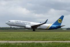 #3683 Ukraine International Airlines - Boeing 737-84R (UR-PSE)