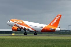#3688 EasyJet Airline - Airbus A319-111 (HB-JYK)