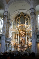 #3725 Dresdner Frauenkirche (Church of Our Lady) - Dresden (Germany)