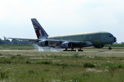 #3799 Qatar Airways - Airbus A380-861 (F-WWSD / A7-APG / MSN 0193)