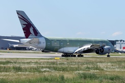 #3800 Qatar Airways - Airbus A380-861 (F-WWSD / A7-APG / MSN 0193)
