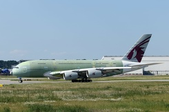 #3806 Qatar Airways - Airbus A380-861 (F-WWSD / A7-APG / MSN 0193)