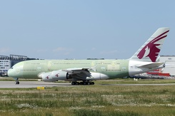 #3807 Qatar Airways - Airbus A380-861 (F-WWSD / A7-APG / MSN 0193)