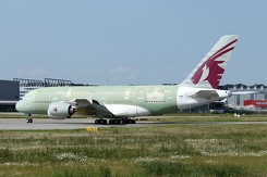 #3808 Qatar Airways - Airbus A380-861 (F-WWSD / A7-APG / MSN 0193)