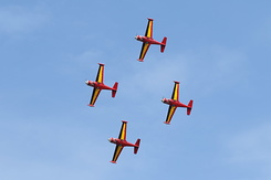 #3869 Belgian Air Component (Red Devils) - SIAI-Marchetti SF-260M+