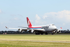 #3933 Cargolux Airlines International - Boeing 747-4R7F (LX-SCV)