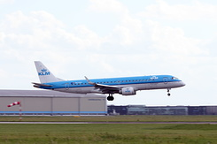 #3939 KLM Cityhopper - Embraer 190STD (PH-EZP)