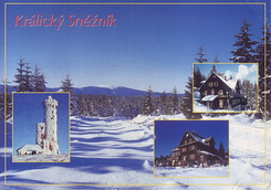 #4121 Postcard CZ-1149452 received from the Czech Republic