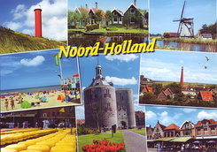 #4217 Postcard NL-3828441 sent to Russia