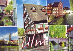#4233 Postcard DE-6425062 received from Germany