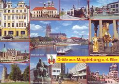 #4264 Postcard DE-6442611 received from Germany